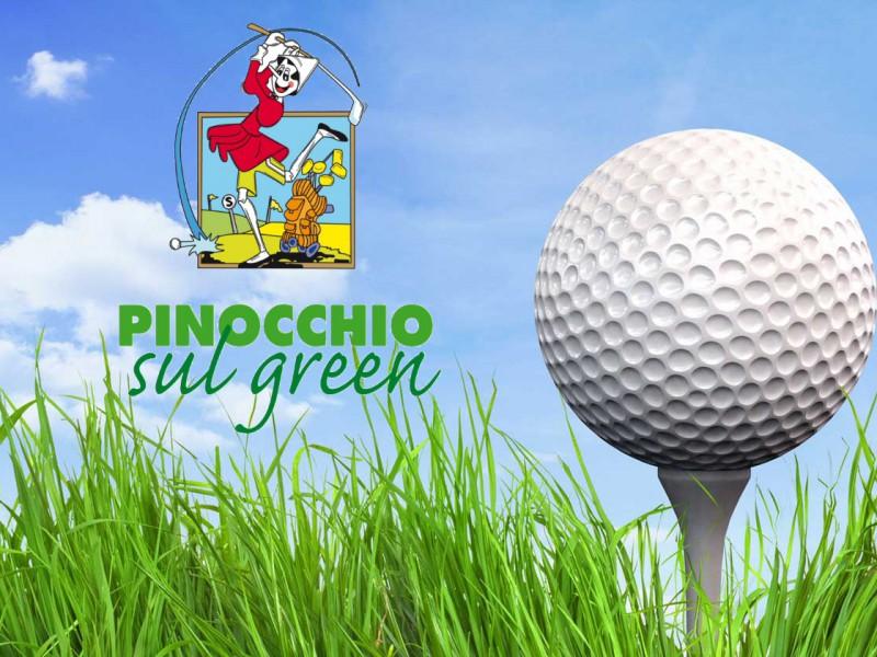 pinocchio sul green